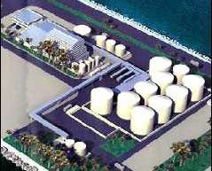 Imagen virtual de la planta en el Puerto, según lapromotora.